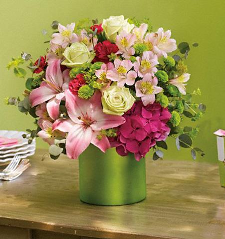 Fancy Pink Bouquet